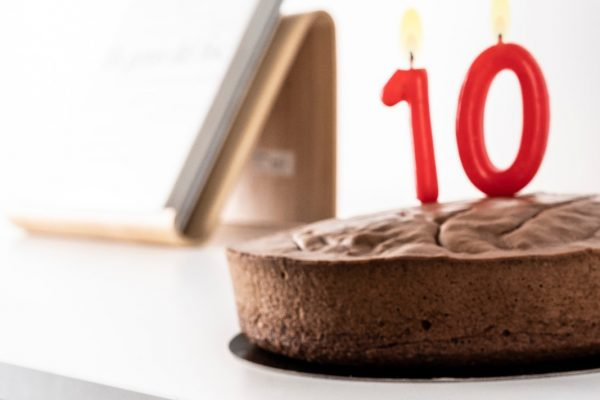 Viefe 10 aniversario. Viefe 10 anniversary