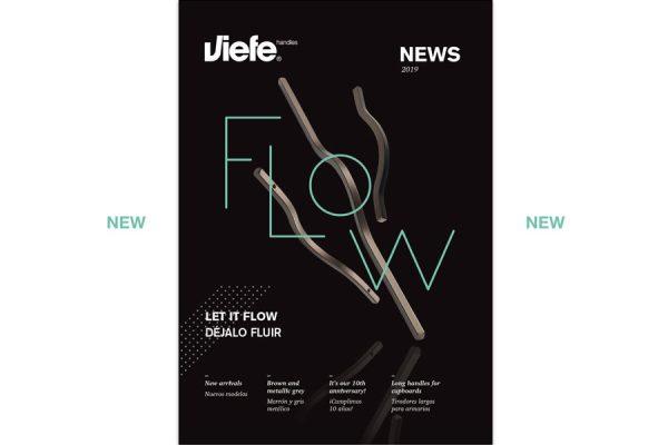 Nuevo catálogo Viefe 2019. New Viefe catalogue 2019