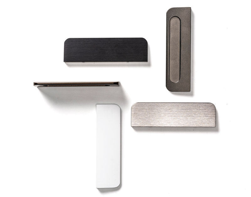 Peak handle for kitchens, bedrooms and bathrooms decoration. Tirador Peak de cocinas, habitaciones y baños Viefe