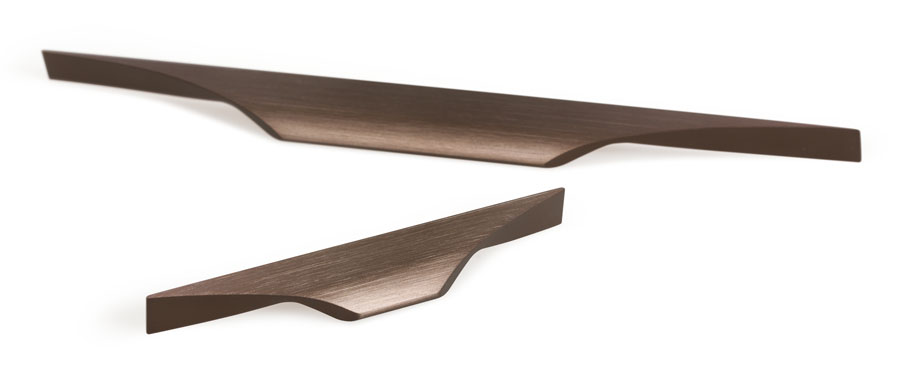 Brikk handle for kitchens, bedrooms and bathrooms decoration. Tirador Brikk de cocinas, habitaciones y baños by Viefe