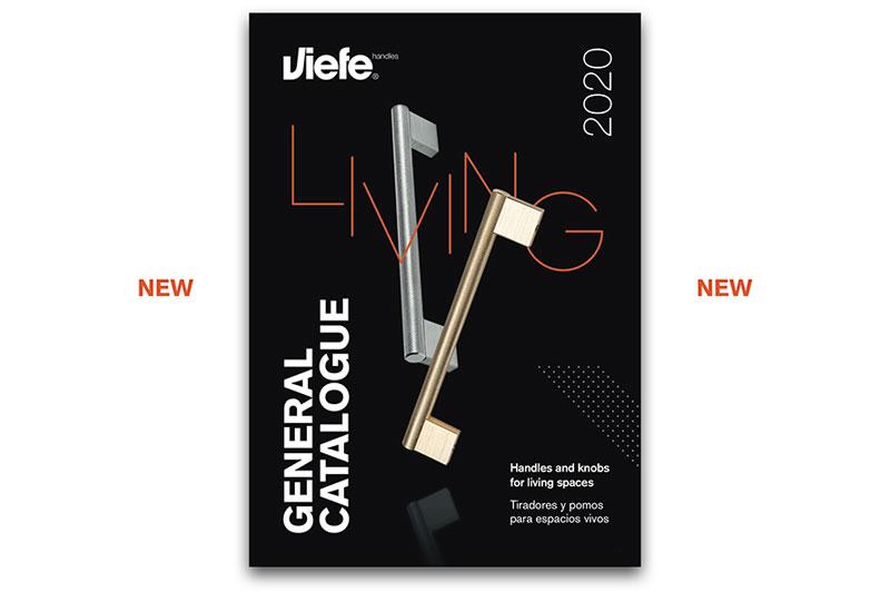 Nuevo catálogo Viefe 2020. New Viefe catalogue 2020