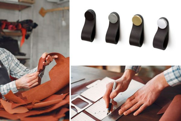 Guarantee of the leather on our handles
