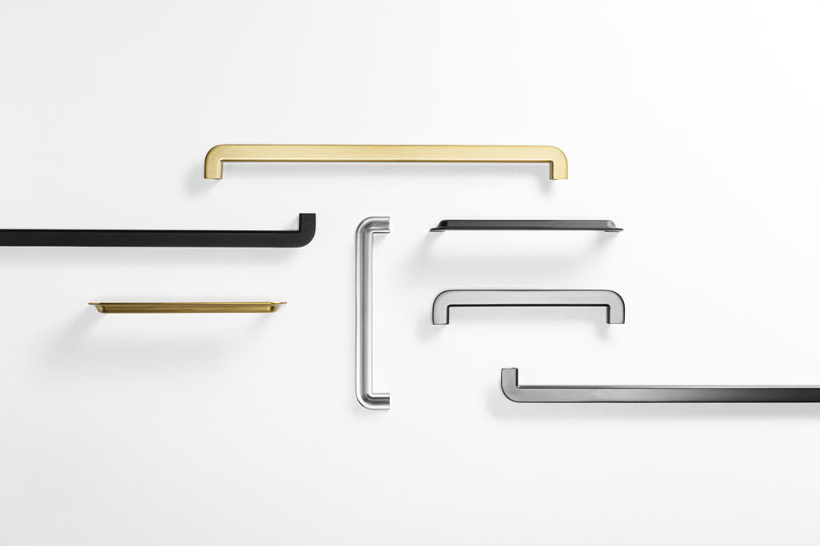 Nice handle for kitchens, bedrooms and bathrooms decoration. Tirador Nice para cocinas, habitaciones y baños by Viefe