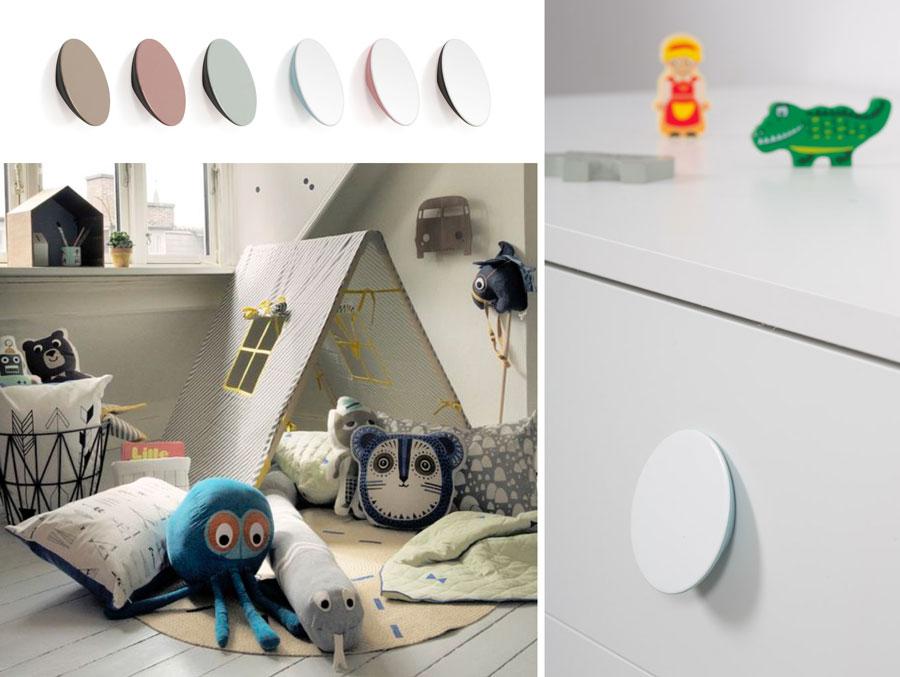 Kids Room Habitacion infantil Living Viefe