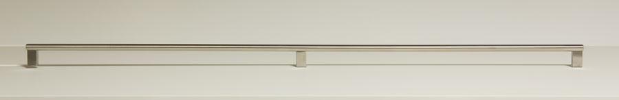 Kombi Long handle for kitchens, bedrooms and bathrooms decoration. Tirador largo Kombi para cocinas, habitaciones y baños by Viefe