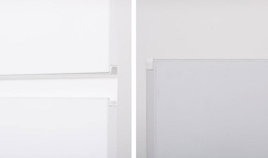 Bedroom habitacion kitchen cocina bathroom bano dressingroom vestidor knob pomo Tirador Handles Jey and Jey2 Viefe
