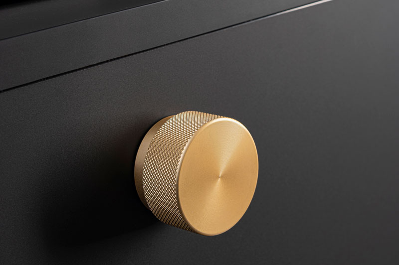 Graf Big knob for kitchens bedrooms bathrooms decoration Pomo Graf Big para-cocinas habitaciones baños Viefe