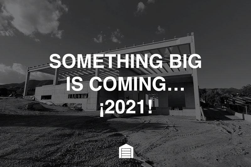 Something big is coming 2021 Viefe