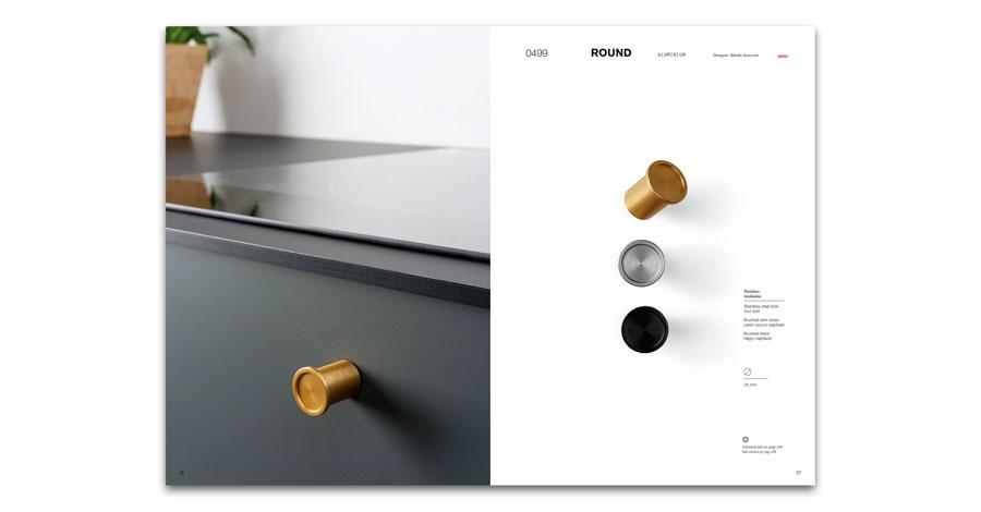 New catalogue 2021 knobs and handles Nuevo catalogo 2021 pomos y tiradores Viefe