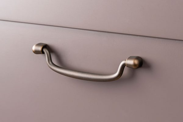 Pendant, the most modern of vintage handles