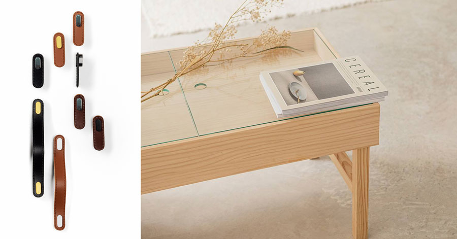 Mobiliario sostenible Sustainable furniture Viefe