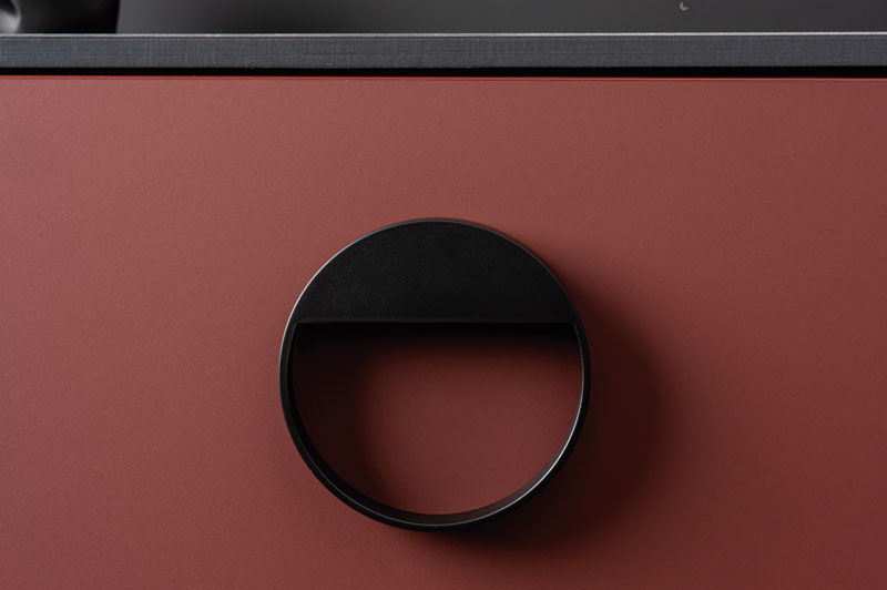 Bau handle for bedrooms office dressing rooms bathrooms and kitchen Bau tirador para habitaciones oficinas vestidores banos y cocinas by Viefe