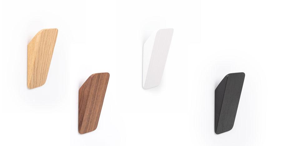 Switch wall hook and knob for bedrooms office dressing rooms bathrooms and kitchen Switch colgador de pared y pomo para habitaciones oficinas vestidores banos y cocinas by Viefe