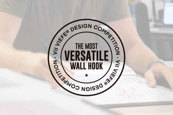 """7th Design Competition of Viefe® """"The most versatile wall hook"""""""