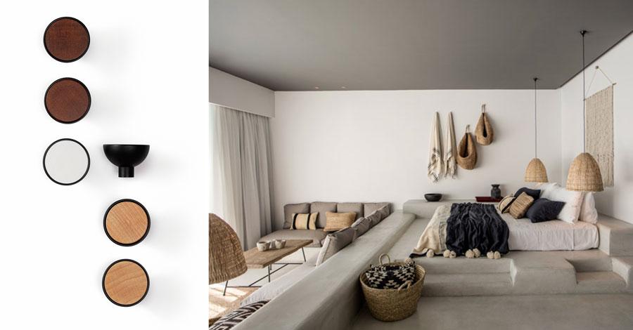 Decorative details that show personality: handles, knobs and wall hooks | Detalles que denotan personalidad: tiradores, pomos y colgadores de pared